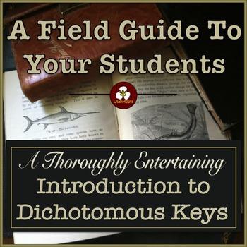 Dichotomous Keys - An Entertaining Introduction to Dichoto