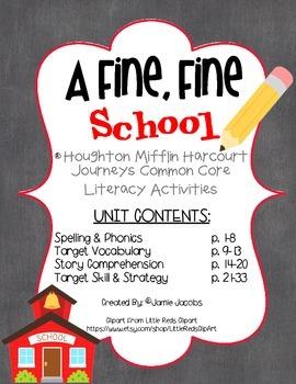 A Fine, Fine School (Journeys Supplemental Materials)