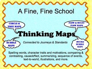 A Fine, Fine School Thinking Maps