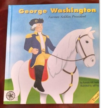 A Flag For Our Country; George Washington ; A Picnic in Oc