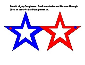 A Fourth of July Craft
