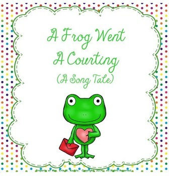 A Frog Went A Courting - A Classic Song Tale About Love (P