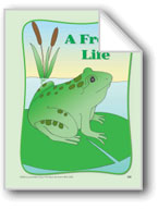 A Frog's Life: Circle-Time Book