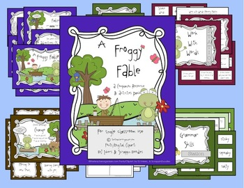 A Froggy Fable - Reading Street, 2nd Grade, 2013