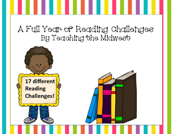 A Full Year of Reading Challenges