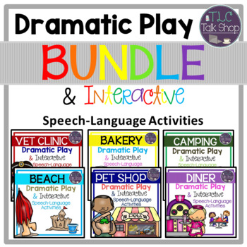 Dramatic Play & Thematic Unit: BUNDLE