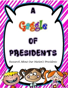 Research the Presidents