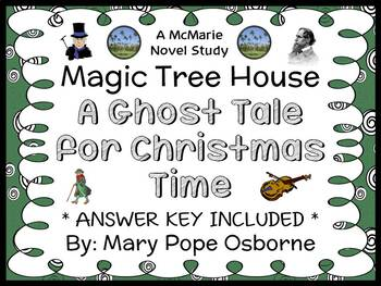 A Ghost Tale for Christmas Time: Magic Tree House #44 (Osb