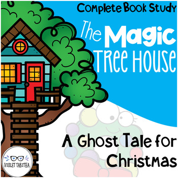 A Ghost Tale for Christmas Time Guided Reading Magic Tree