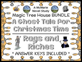 A Ghost Tale for Christmas Time | Rags and Riches : Magic