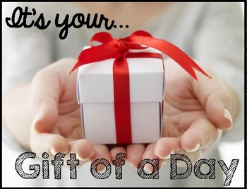 A Gift of a Day -- Tradition Card Freebie