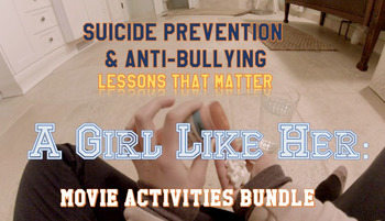 A Girl Like Her: Movie Guide and Activities - Suicide Prev