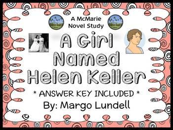 A Girl Named Helen Keller (Margo Lundell) Book Study / Rea
