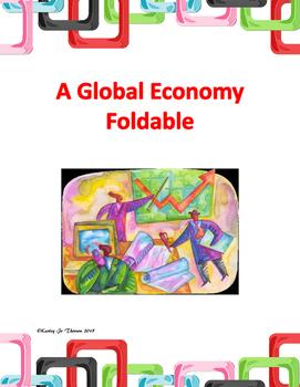 A Global Economy Foldable