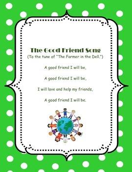 A Good Friend Song