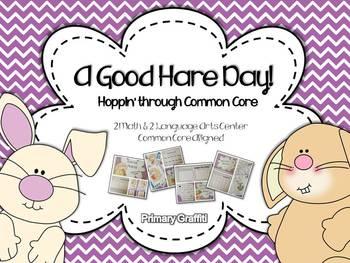 A Good Hare Day: Hoppin' Through Common Core!
