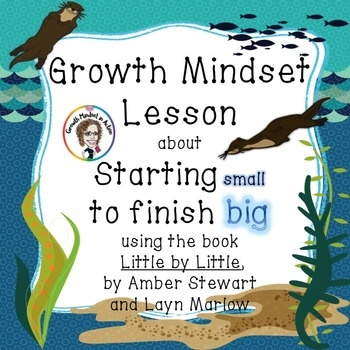 A Growth Mindset Lesson about Starting small using the boo