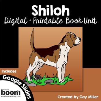 Shiloh Book Unit
