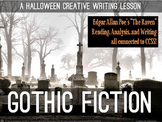 *A Halloween Lesson for High School**Poe's Gothic Writing