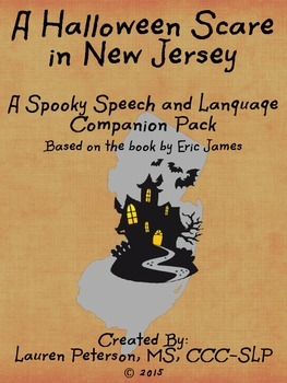 A Halloween Scare in (Your State) Book Companion