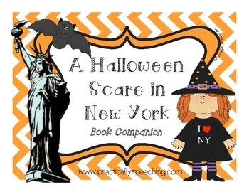 A Halloween Scare in New York Book Companion