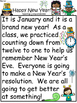 A+ Happy New Year Comprehension: Differentiated Instructio