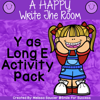 A Happy Write the Room! {Y as long E }