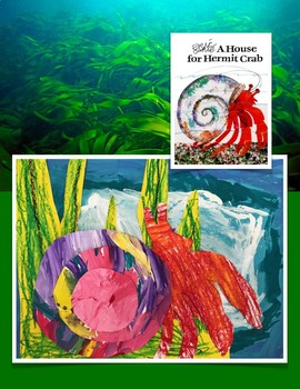 A House for Hermit Crab Kindergarten Art and Literature Co