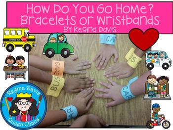 A+ How Do You Go Home? Name Bracelets or Wristbands For Ba