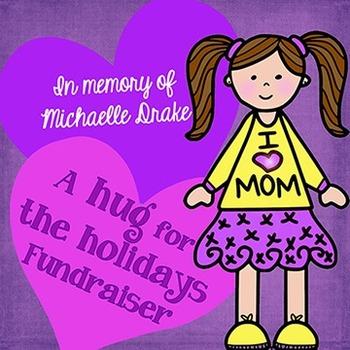 A Hug for the Holidays Fundraiser in Memory of Michaelle Drake