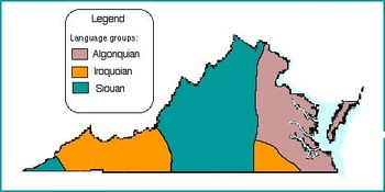 A-I-S! Virginia's Native American Language Group Song for