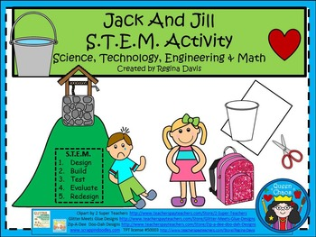 STEM Science, Technology, Engineering & Math Jack And Jill