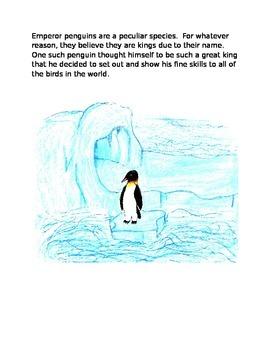 A Jealous Penguin Learns a Lesson