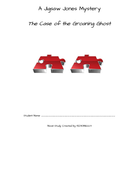 A Jigsaw Jones Mystery: The Case of the Groaning Ghost