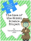 A Jigsaw Jones Mystery The Case of the Stinky Science Project