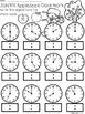 A+ Johnny Appleseed Analog Clock & Digital Clock Work (Hou