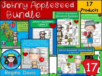 A+ Johnny Appleseed BUNDLE