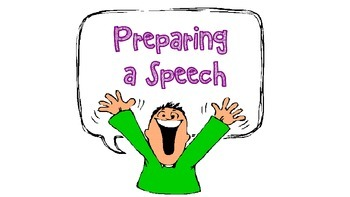 A Kid's Guide to Preparing a Speech