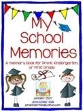 A Kindergarten Memory Book