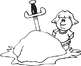 A Knight to Remember - Commercial Clip Art for Classroom C