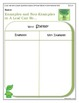 A Leaf Can Be... 2nd Grade Common Core Activity Sheets
