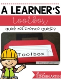 A Learner's Toolbox or Mini Office