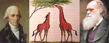 A Letter From Lamarck to Darwin