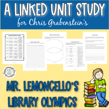 "A Linked Unit Study for Chris Grabenstein's ""Mr. Lemoncell"