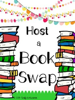 A Literacy Event: Host a Book Swap-Spring/Summer edition