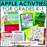 A Little Bit of Apple Fun: Apple Activities for the Primar