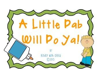 A Little Dab Will Do Ya!