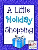 A Little Holiday Shopping