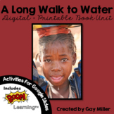 A Long Walk to Water [Linda Sue Park] Book Unit
