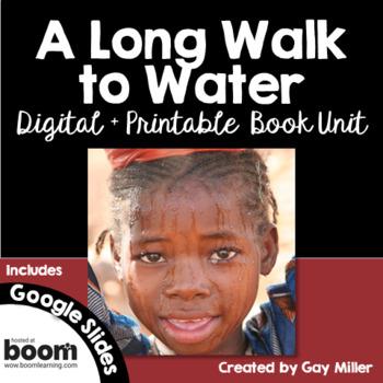 A Long Walk to Water [Linda Sue Park] Book Unit